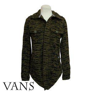 Vans Zebra Print Jacket